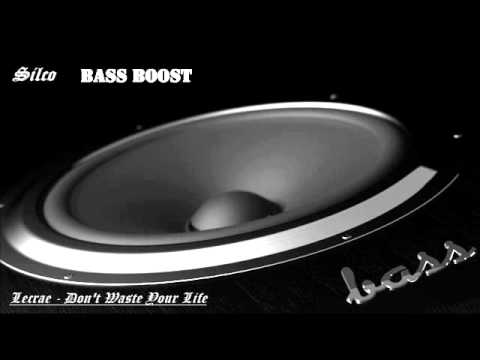 Lecrae - Don't Waste Your Life [BASS BOOSTED]