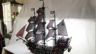 Lego Cuusoo Scorpion's Soul Pirate Ship