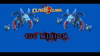 GO-GO-Minion Event of Clash Of clans