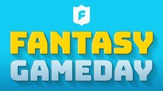 Last Minute Fantasy Advice & Injury Updates   Fantasy Game Day screenshot 1