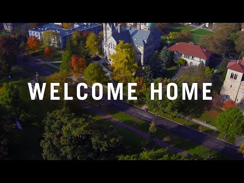 Oberlin College — Welcome Home