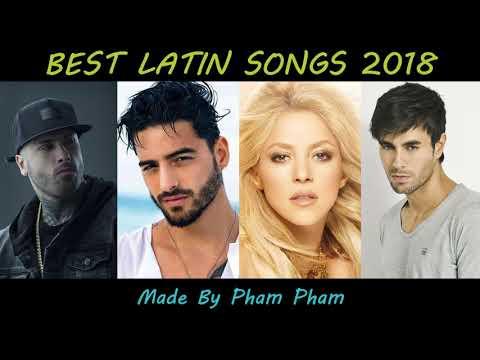 Baixar Best Latin Songs 2018 - Shakira, Maluma, Nicky Jam, Enrique Iglesias, Wisin, Ozuna, Yandel, Becky G