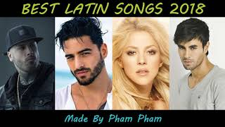 Best Latin Songs 2018 - Shakira, Maluma, Nicky Jam, Enrique ...