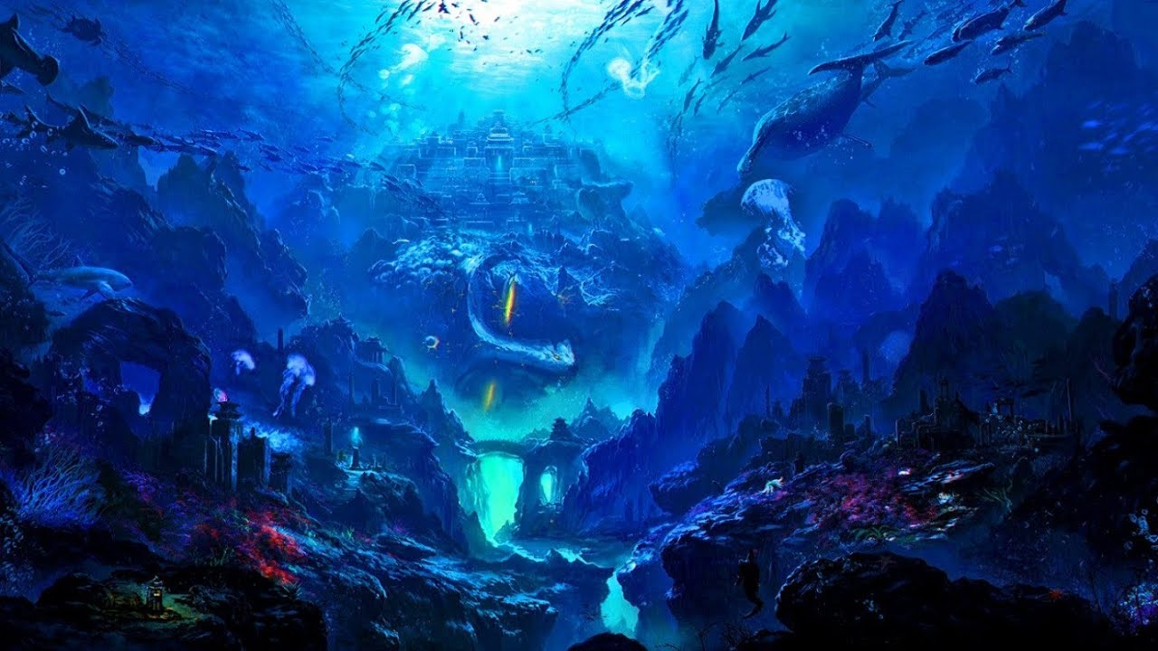 Fantasy Ocean Music - Oceanic Realm - YouTube