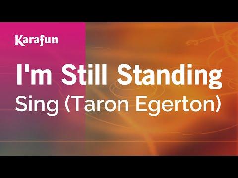 Karaoke I'm Still Standing - Sing *