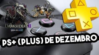 PLAYSTATION PLUS: JOGOS PARA ASSINANTES NO MÊS DE DEZEMBRO ✌️