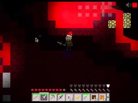 Mineblocks Nether Traveling (Survival)