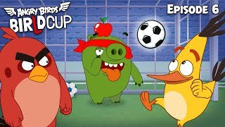 Angry Birds - BirLd Cup | The Target Practice - Ep.6
