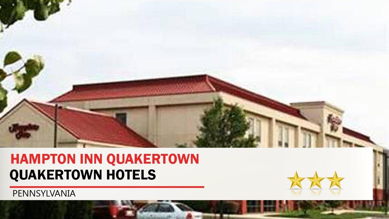 Hampton Inn Quakertown Hotels Pennsylvania