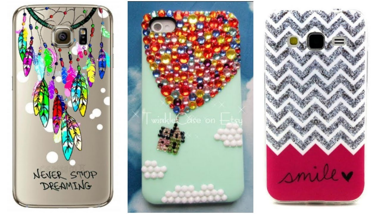 Diy Phone Case Life Hacks 30 Phone Diy Projects Popsocket