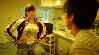 人気グラドル篠崎愛がヒロイン!映画『東京闇虫パンドラ』予告編 篠崎愛 動画 26