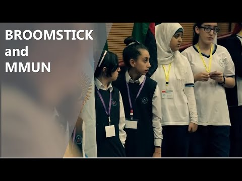 Montessori Model United Nations Dubai - Emirates National Schools Abu Dhabi