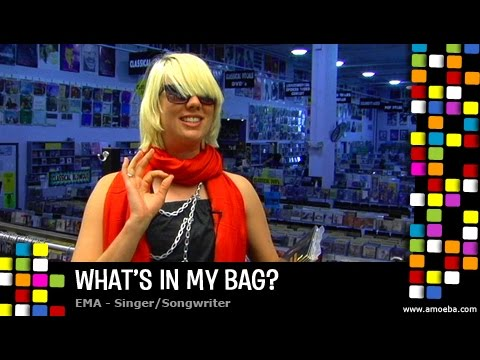 EMA - What's In My Bag?