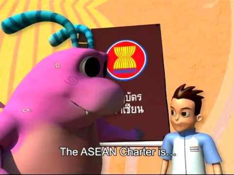 การ์ตูนท่องโลกอาเซียน ตอนที่ 4 กรมอาเซียน กระทรวงการต่างประเทศ