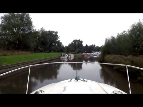 Norfolk Broads - Mystic Horizon - Day 4