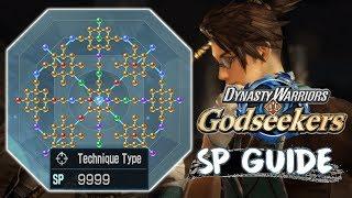 Dynasty Warriors Godseekers SP Farming Guide.