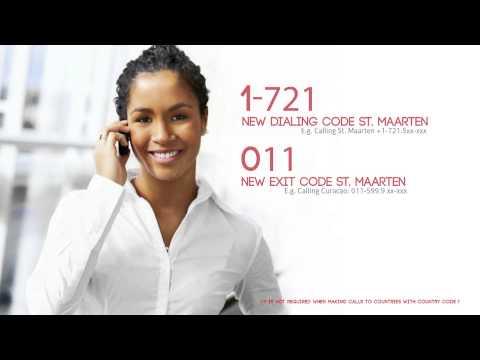 New Number Plan St Maarten