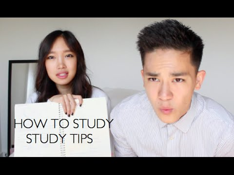 How can I study effectively? Useful study techniques?