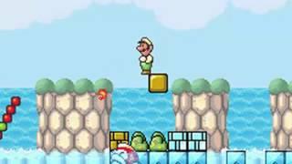 Super Mario Advance 4: Super Mario Bros 3 (Part 3: Sea Side)