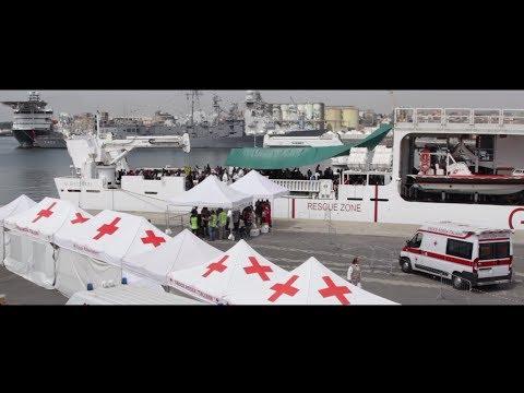 JF-TV: Die Flüchtlingslüge 2017 (Trailer)