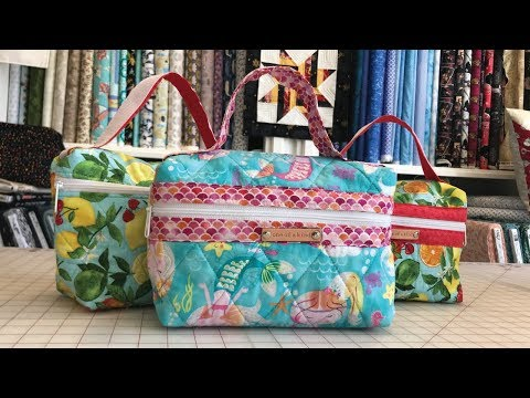 Sew Your Own Lunch Box