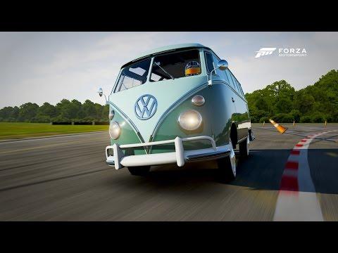 Extreme Power, No Handling - 1963 Volkswagen Type 2 De Luxe (Forza 6)