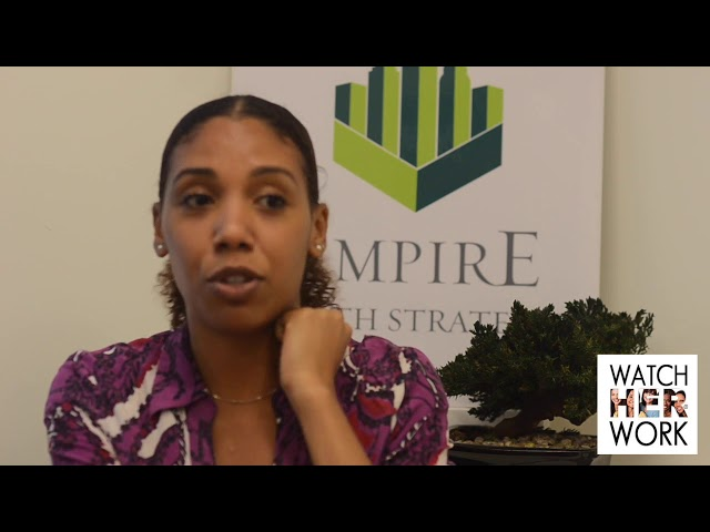 Office Dynamics: Lines Can Get Blurred, Shaina Silva | WatchHerWorkTV