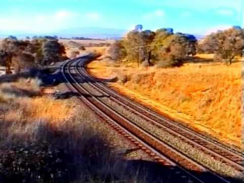 Australian Steam Trains - Steam In New South Wales (Part 2 of 5)