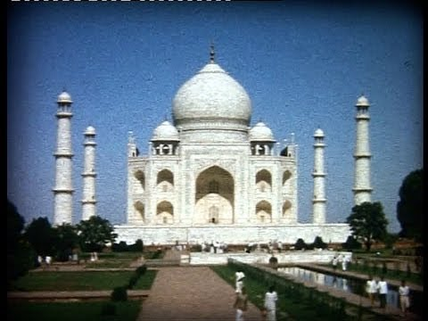 Trip to India via Italy in 1965