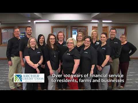 Archer Credit Union - Central City, Archer, and Dannebrog, Nebraska