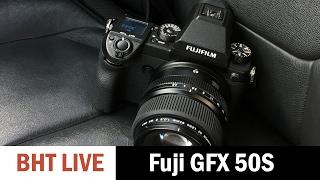 Fujifilm GFX 1st Impressions