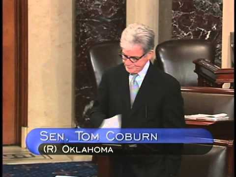 Dr. Coburn on the Senate floor regarding the Veterans Benefits Bill