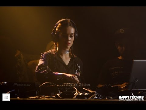 Izabella @ Happy Techno - City Hall (Barcelona / Spain) - 28