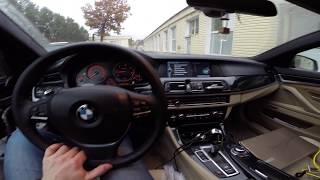 Рулевая рейка BMW F10 поиск неисправности
