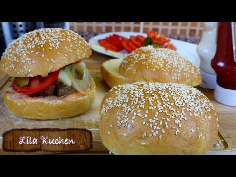Hamburger Fleisch selber machen | Cheeseburger zu Hause machen | Homemade Burger Patty Rezept