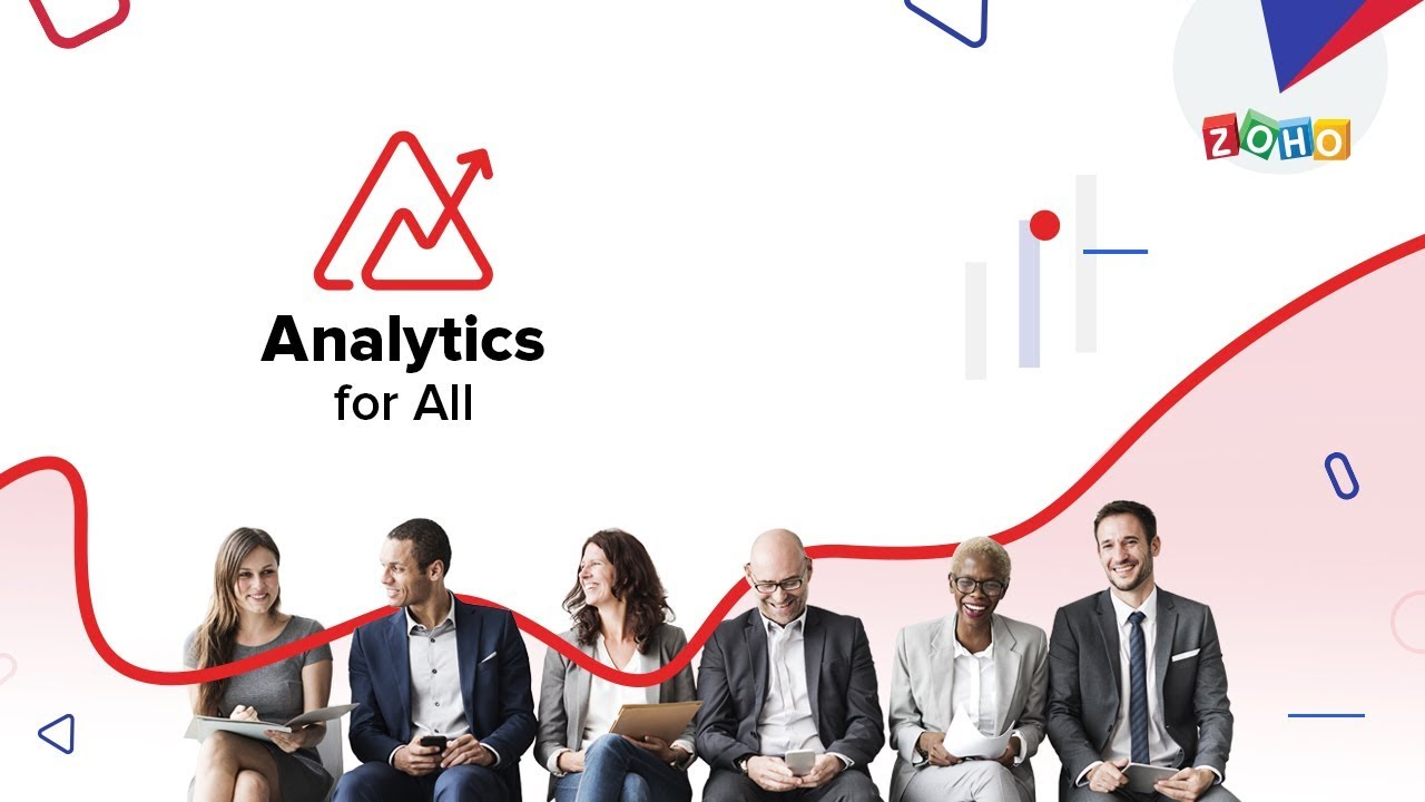 Zoho Analytics - Self-service BI and analytics software