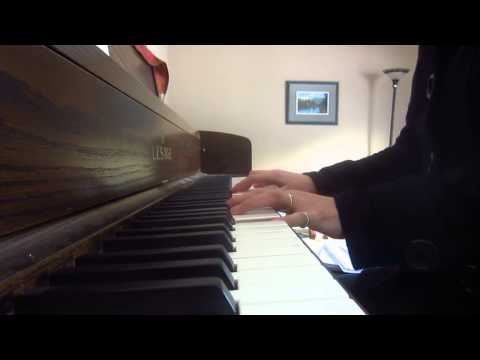 A Hallelujah Christmas  Cloverton Piano