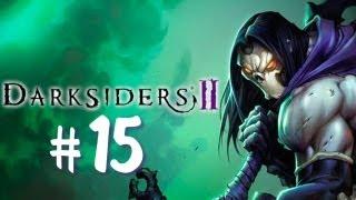 Darksiders 2 прохождение с Карном. Часть 15