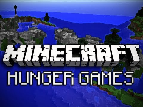 Minecraft: Hunger Games Survival w/ CaptainSparklez & Friends – Part 1
