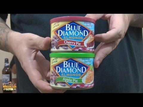 WE Shorts - Blue Diamond Almonds Apple Pie & Cherry Pie