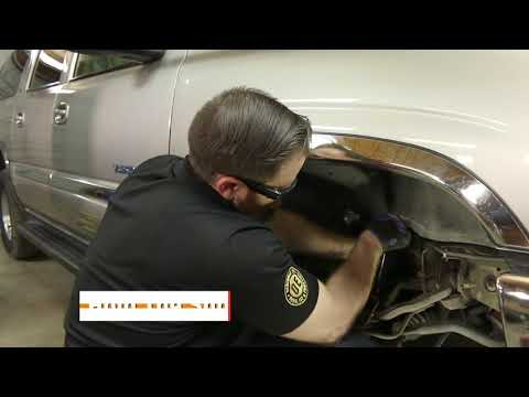 How to Replace Shocks in a GMC Yukon 2002 – 2005