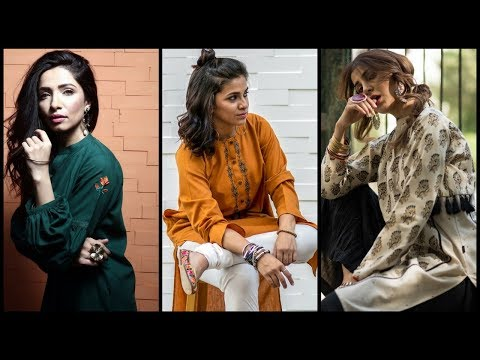 Best Ego Winter Collection 2018 For Fashion Lovers Cotton Kurti | Indian & Pakistani