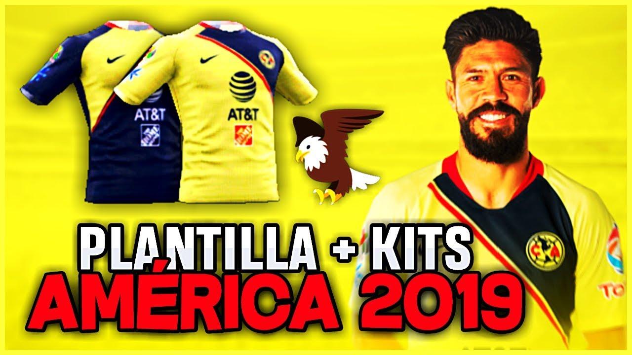 Club América 2019 Dream League Soccer Youtube