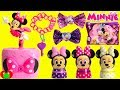 "default - Disney 18"" Minnie Mouse in Pink Dress Plush Doll"