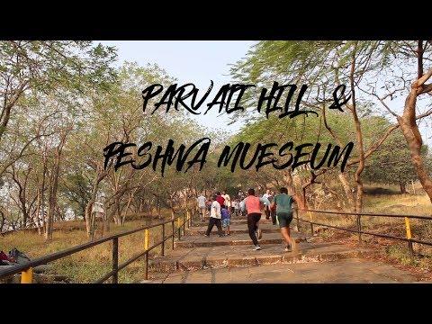 parvati-hill- -bajirao-peshwa-museum- -temples-in-pune- -pune-city-vlog