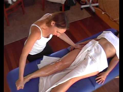 Adult massage video