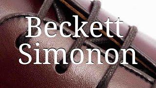 Beckett Simonon Review