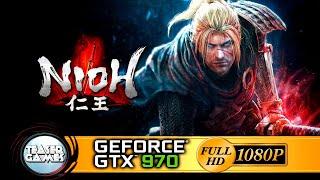 NIOH (PC) | GTX 970 FRAME RATE TEST | ULTRA | 1080p
