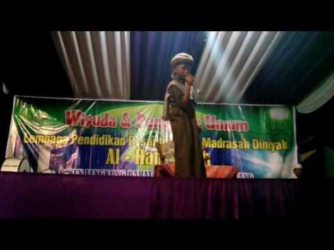 pidato Cilik 2016 bahasa Madura