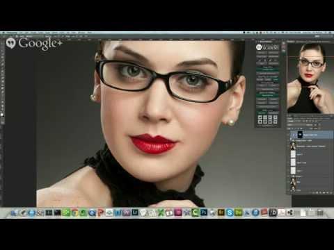The Photoshop Show #61 Retouching with Julia Kuzmenko Kim